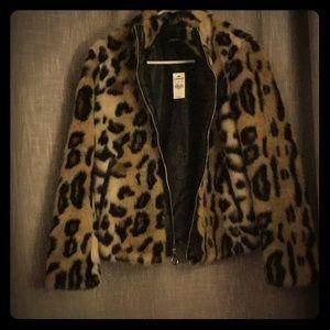 Express fur jacket